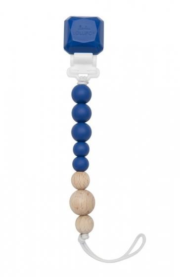 Держатель для пустышки BIBS Colour Pop classic blue