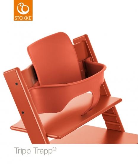Сиденье Tripp Trapp Baby Set,  LAVA ORANGE