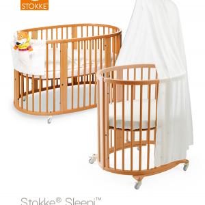 Дополнительная вставка к кроватке SLEEPI Bed Extension