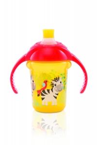 Munchkin поильник - чашка Deco Click Lock с носиком 207мл 6+