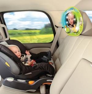 Munchkin волшебное зеркало контроля за ребенком в автомобиле