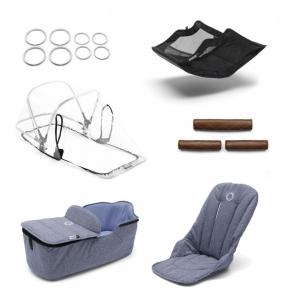 Комплект Bugaboo Fox style set, BLUE MELANGE