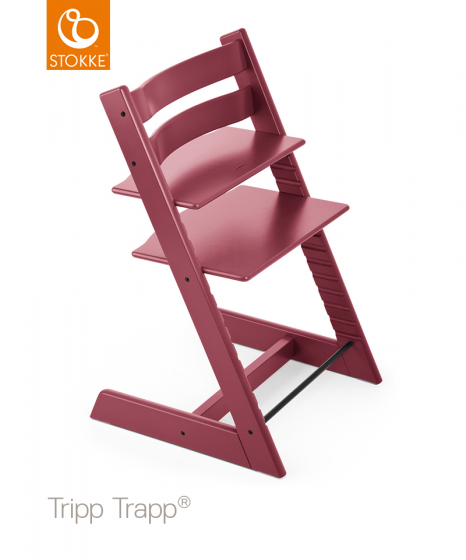 Стульчик Tripp Trapp, Heather Pink