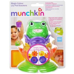Munchkin игрушка для ванны Лягушка принцесса от 18 мес