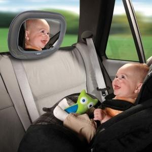 Munchkin зеркало контроля за ребенком в автомобиле Baby Mega Mirror