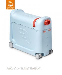 Чемодан-кроватка для путешествий JetKids by Stokke BedBox