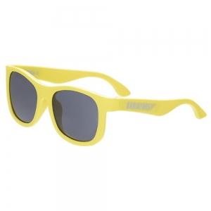 Babiators Original Navigator. Жёлтый мак (Poppy Yellow). Classic (3-5)