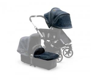 Капюшон для коляски Donkey, Dizel DENIM