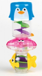 Munchkin Игрушка для ванной Пирамидка