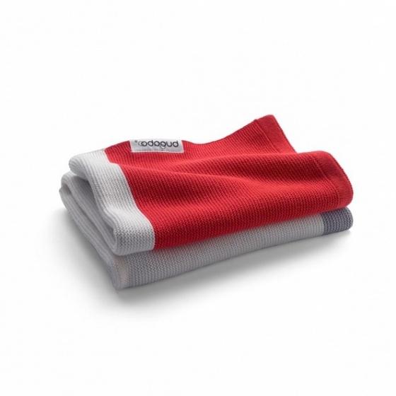 Хлопковое одеяло Bugaboo, NEON RED