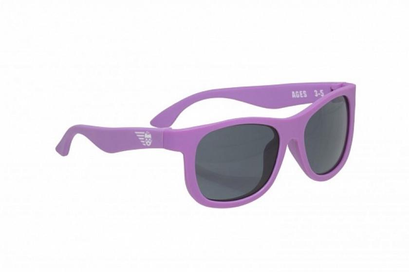 Babiators Original Navigator. Фиолетовое цартство (Purple Reign). Junior (0-2)