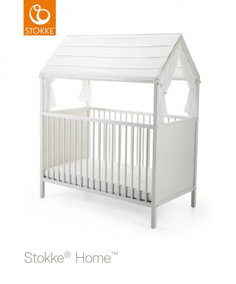 Крыша кроватки - Балдахин Stokke Home Bed Roof Белый