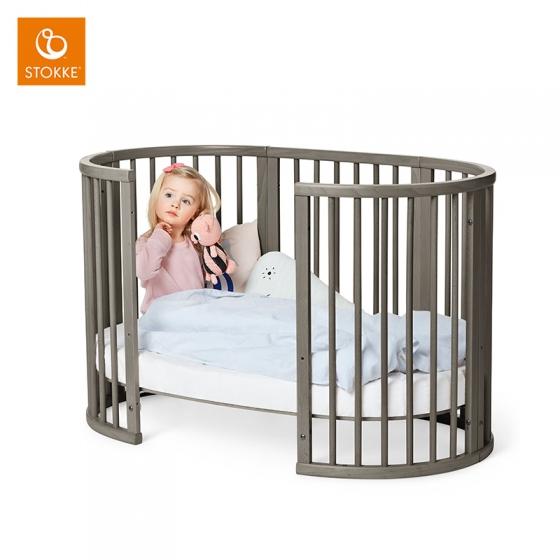 Кроватка большая SLEEPI GREY