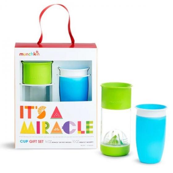 Munchkin подарочный набор It's a Miracle™голубой/зелёный 18+
