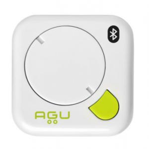 AGU Индикатор температуры нательный СМАРТ Skinny ST12