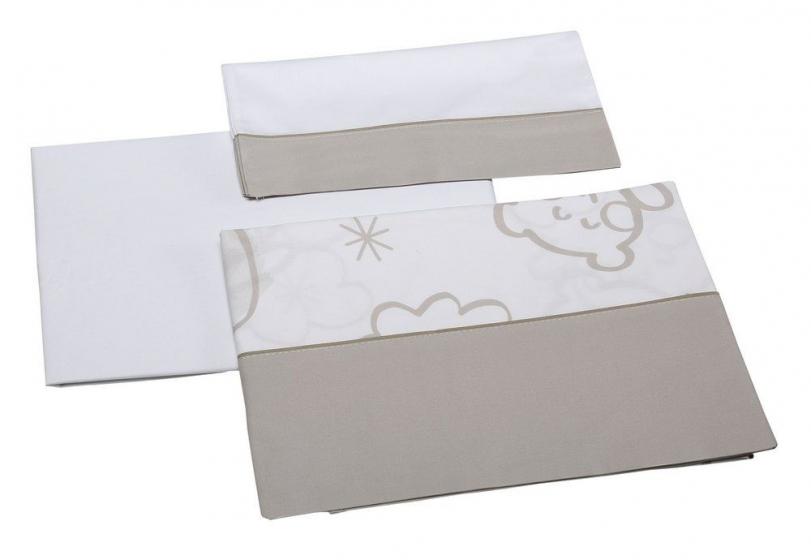 Сменный комплект белья 120х60 Micuna Dolce Luce Beige