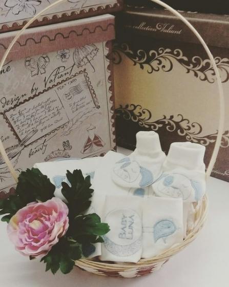 Подарочный набор BABY BOX Mini from BABYLUNA для мальчика