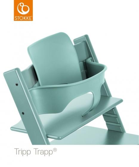 Сиденье Tripp Trapp Baby Set,  AQUA BLUE