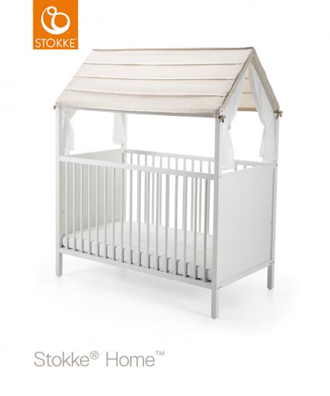Крыша кроватки - Балдахин Stokke Home Bed Roof Бежевый