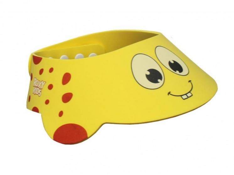 """Козырек для мытья головы """"Желтый жирафик"""""""
