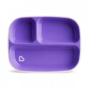 Munchkin набор тарелок секционных Splash™ 2шт. 6+