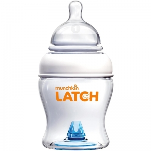 Бутылочка для кормления Munchkin LATCH 120 мл 0+