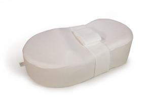 Кокон для новорожденного Седьмое Небо Люкс из ортопедического пенополиуретана с доп чехлом