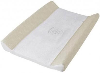 Чехол на пеленальный матрасик TX-1152 MANDALA BABY WHITE/BEIGE