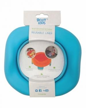 Вкладка универсальная для дорожных горшков, складывающаяся, Roxy-Kids