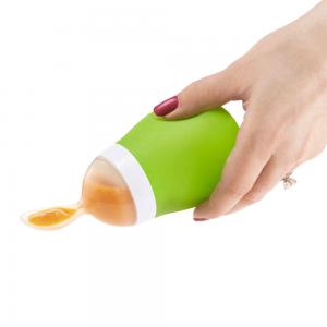 Munchkin ложка-бутылочка для первого прикорма. 4+ 150 мл.