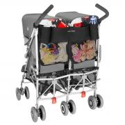 Сумка-органайзер для двойни универсальная на коляску Maclaren