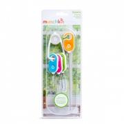 Munchkin ершики для мытья поильников и бутылочек,набор 4 шт.