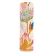 Бамбуковая пеленка Marine gardens 120х120см