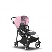 Прогулочная коляска Bugaboo Bee6 Alu/Grey Melange/Soft Pink