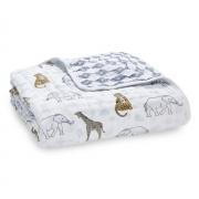 Одеяло из муслинового хлопка Jungle 120*120см