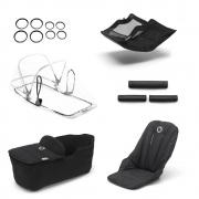 Комплект Bugaboo Fox style set, BLACK