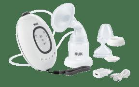 Молокоотсос электрический NUK First Choice 4 фазы