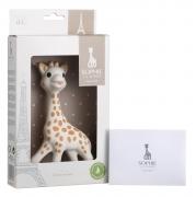 Игрушка Жираф Софи+упаковка