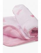 Одеяло из муслина для колыбели/люльки/коляски Girl's N'swirls 112*112см