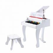 """Детский музыкальный """"Белый рояль"""" Hape"""