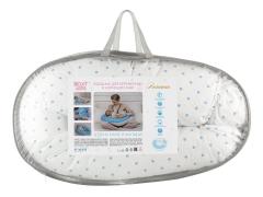 Подушка для беременных премиум Roxy Kids, наполнитель холофайбер + полистирол