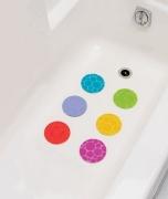 Munchkin набор ковриков для ванны No Slip™ 6 шт. 36+
