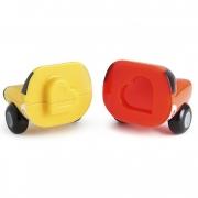 Munchkin игрушка для ванны Motors Magnet желтая-красная 2шт. 18+