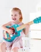 """Гитара """"Цветочная сила"""" Hape"""