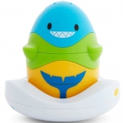 Munchkin игрушка для ванны пирамидка Stack n' Match™ с 18 мес.